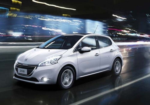 PEUGEOT 208 ACTIVE 1.6 SUPER PLAN